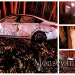 Late Night Accident Leaves Two People Injured