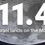 LIVE at 2:45pm: Beresheet, Israels Moon Lander Touching Down on the Moon