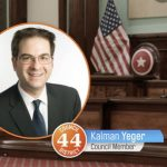 Kalman Yeger Thrown Off Immigration Committee Following Controversial Tweet