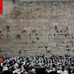 Watch: Birkas Kohanim at the Kotel