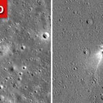 NASA Releases First Images of Beresheet Crash Site