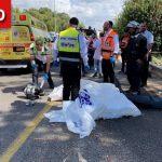 Four Dead in Minibus Accident in Israel