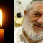 BDE: Rabbi Berel Raskin, 84, OBM