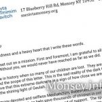 Parents of Mesivta Lev Temimim Respond to Yeshiva Closure • Monsey