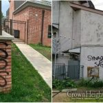 Staten Island Chabad House And Nearby Yeshiva Defaced With Anti-Semitic Graffiti