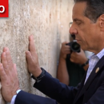 New York Governor Cuomo Visits Western Wall