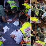 Chaverim Search and Rescue Undergoes Training to Sharpen Skills