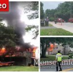 Blaze Burns Through Home in Viola, No Injuries