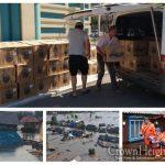 Chabad Steps Up As Flooding Creates Crises in Irkutsk Province