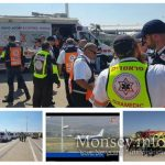 Plane Lands Safely in Israel After Landing Gear Fails