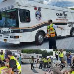 Photo Gallery: Rockland Chaverim at the Command Site For The Missing Hiker