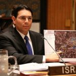 Ambassador Danon Reveals New Intelligence on Hezbollah Smuggling at UN Meeting