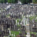 Jewish Cemetery Vandalized in Czech Republic