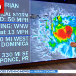 Florida and Puerto Rico Brace for Hurricane Dorian