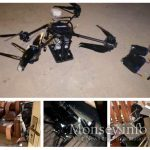 Two Drones Fall in Beirut Suburbs, One Explodes