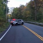 Route 202 Closed After Motorcycle Accident