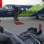 Hatzalah Air Transports Rabbi Yitzi Hurwitz to New York