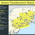 Severe Weather Alert for Tri-State Area