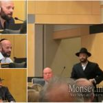 Rockland Legislator Itamar Yeger Switches From Normal to Chasidic Clothes to Prove a Point