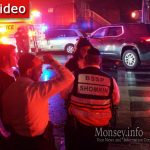 Boro Park Hatzolah Volunteer Vehicle Stolen, Suspect Crashes Car