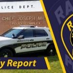 Ramapo Police Weekly Report