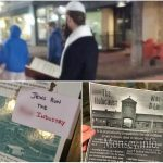 People Dressed As Jews Hand Out Anti Semitic Flyers in Colorado