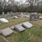 Headstones Toppled at Jewish Cemetery in Nebraska