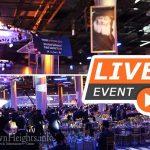 5:30PM: Live Broadcast of the Kinus Hashluchim Gala Banquet 5780