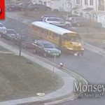 Shocking Video Of School Bus Driving Over Child In Monsey