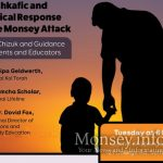 Chai Lifeline To Present On Practical Response To Recent Attacks In Monsey