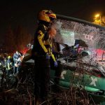 Four Killed In Israel As Bus Plows Into Bus Stop