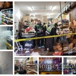 Chesed Shel Emes Volunteers Work Hours After Jersey City Attack