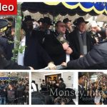 Siyum Sefer Torah Brings Simcha To Forshay Less Than A Day After Stabbing Attack