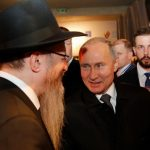 Putin Visits Israel, Applauded By Russian Jewry