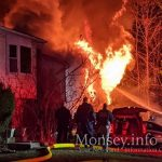 Fatality In Rockland County Fire