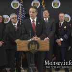 Gov. Cuomo Visits Monsey to Announce New Security Funding