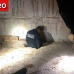 Smuggling Tunnel Dug by Hand Discovered at US-Mexico Border