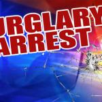Serial School Burglar Arrested