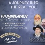 Mega Farbrengen Planned in Monsey for 70 Years