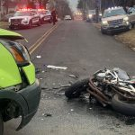 Motorcyclist Struck In Monsey Crash