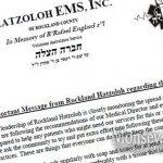 Rockland Hatzoloh Publishes Coronavirus Tips