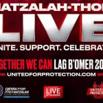 LIVE NOW: Hatzalah-Thon Live Event