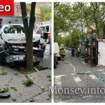 Major Accident Involving Hatzalah Ambulance in Williamsburg