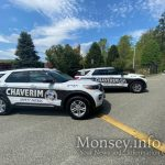 Chaverim Adds Two New Vehicles To Its Safety Fleet