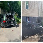 Car Crashes Into Home in Hillcrest, Injuring Driver