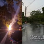 Trees Down, Power Out As Storm Leaves Rockland