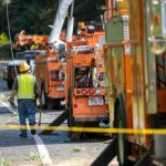 Rockland Powered Up As Utilities Set To Complete Repairs
