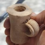 Second Temple Era Inkwell Found in Gush Etzion