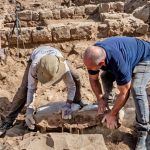 1,700-Year-Old Border Marker Unearthed in the Golan Heights