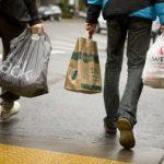 New York State Plastic Bag Ban To Resume Monday